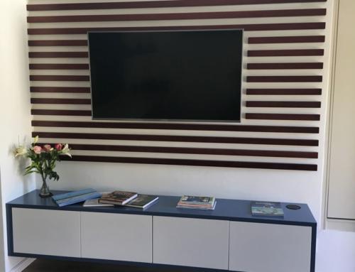Barber TV Cabinet