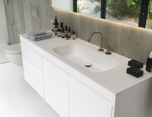 Cube Bathroom Vanity