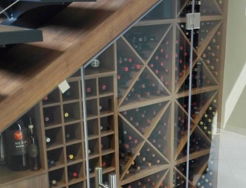 Geldenhuys Wine Cellar